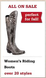 All Womens Riding Boots on Sale