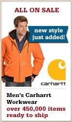 All Mens Carhartt Workwear on Sale