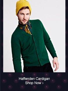 Haffenden Cardigan