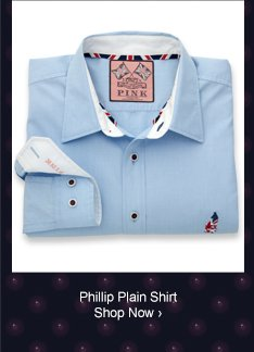 Phillip Plain Shirt