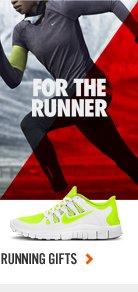 FOR THE RUNNER