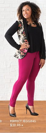 Perfect Jegging - $39.95