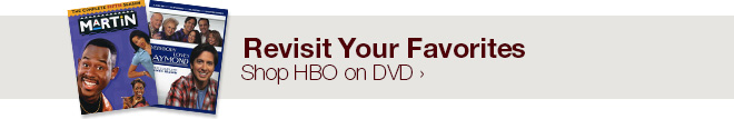 Revisit Your Favorites - Shop HBO on DVD