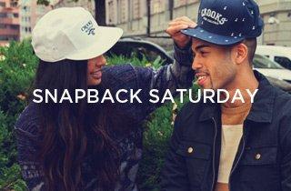 Snapback Saturday