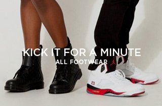 Kick It For A Minute