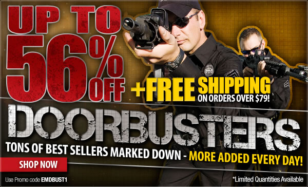 A Week of Doorbusters! Up to 56 percent off Top Gear While Supplies Last!