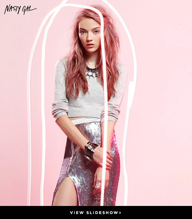 Whether You've Been Naughty Or Nice, Nasty Gal Has You Covered