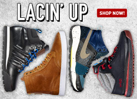 Lacin' Up: Casual Boots