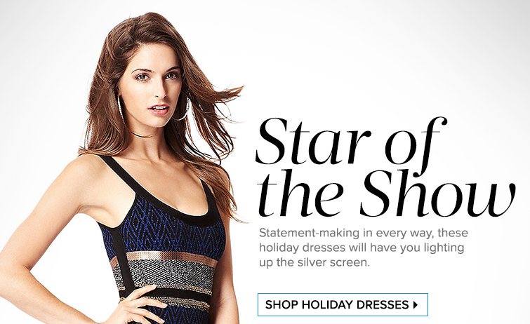 Shop Holiday Dresses