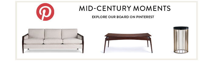 Mid-Century Moments | Explore our Board on Pinterst