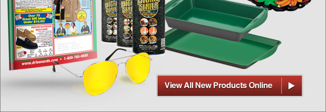 The Best new Products from Our Latest Catalog - Click For Free Shipping*