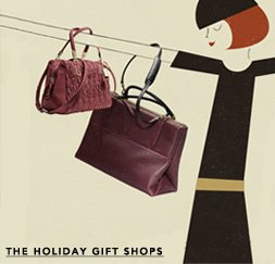 THE HOLIDAY GIFTS SHOPS