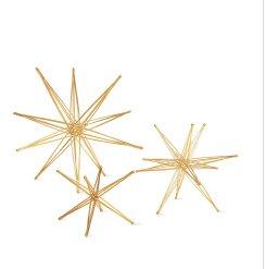 FOLDABLE STAR SCULPTURES (1965) Designed by John M. Ko s t i c k