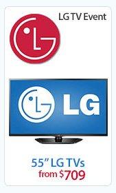 LG TV Event