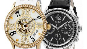 JBW Diamond Accented Watches and more