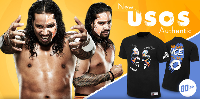 """The Usos """"We Say You Say"""" Authentic T"""