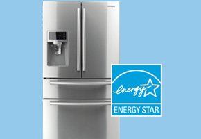 Refrigerator with ENERGY STAR®