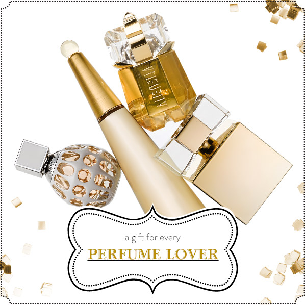 a gift for every PERFUME LOVER