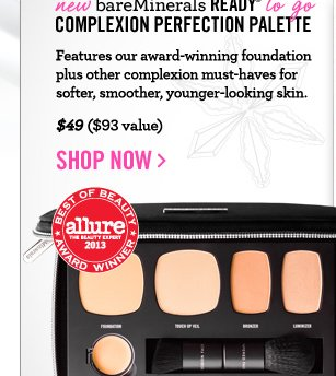 READY Complexion Perfection Palette