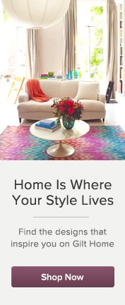 Home is Where Your Style Lives