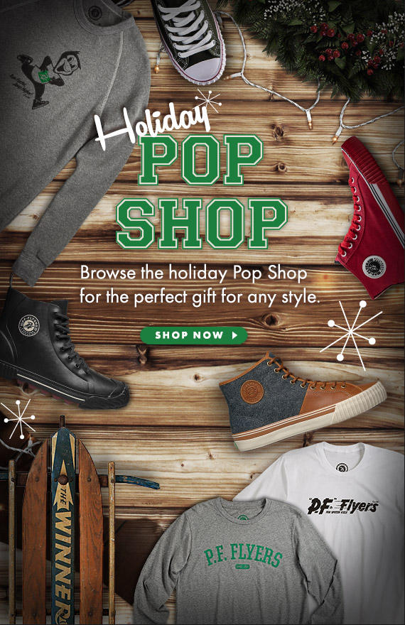Browse the Holiday Pop Shop for the Perfect Gift for Any Style