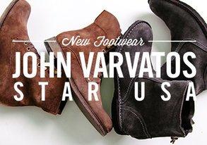 Shop New Footwear: John Varvatos Star USA