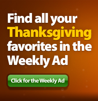 Click for the weekly ad