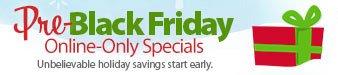 Shop Pre-Black Friday Specials