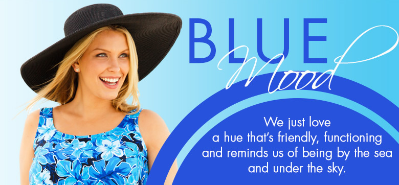 Blue Mood - up to 60% off - code: 13nov34