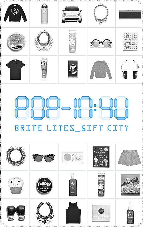 POP-IN: 4U - BRITE LITES_GIFT CITY