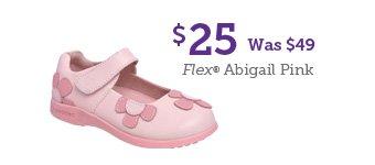 $25 Was $49 Flex Abigail Pink