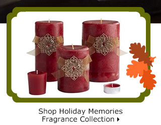 Shop Holiday Memories Fragrance Collection