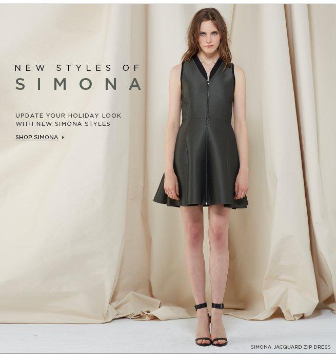 New Styles of Simona