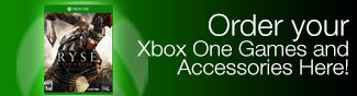 Order Your Xbox One Games And Accessories Here!