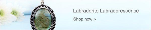 Labradorite Labradorescence