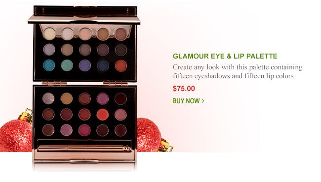 Buy this Glamour Eye & Lip Palette Now!