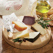 Hand-Cut Cheese Sampler