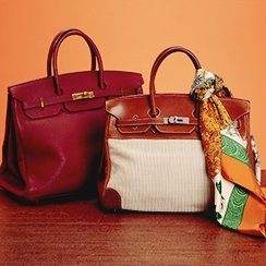 Designer Accessories by Fendi, Hermes, Dolce & Gabanna And Many More