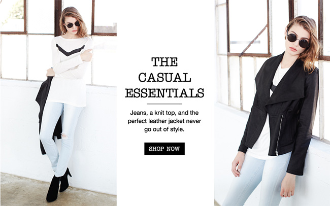 The Casual Essentials