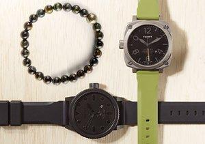Stack 'Em: Watches & Bracelets