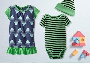 Color Me Happy: Baby Clothes & Sets