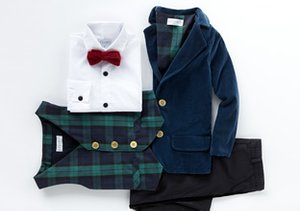 My Father's Closet: Holiday Dressing