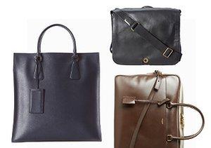 The Modern Man: Bags