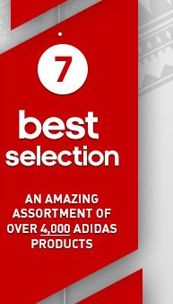 Shop adidas Shoes, Apparel,  and Accessories »