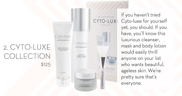 Cyto-luxe Collection