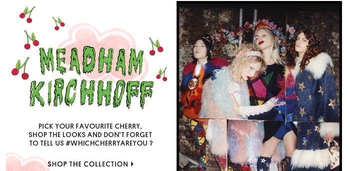 MEADHAM KIRCHHOFF- Shop The Collection