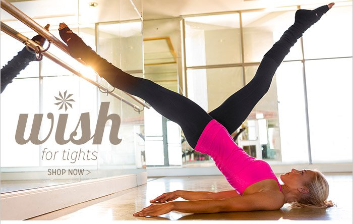 wish for tights | SHOP NOW