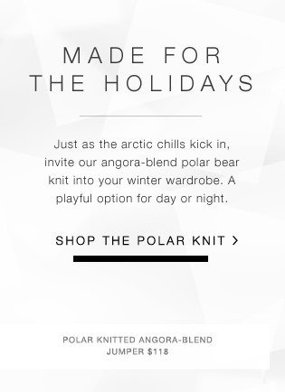 Shop Polar Knits