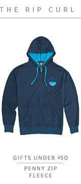 Gifts Under $50 - PENNY ZIP FLEECE