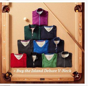 Buy the Island Deluxe V-Neck